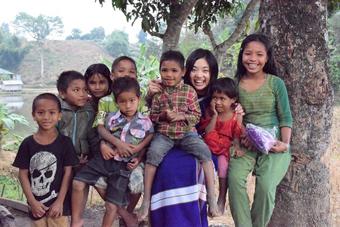 ちぇれめいえ:バングラデシュの言葉で「子どもたち」